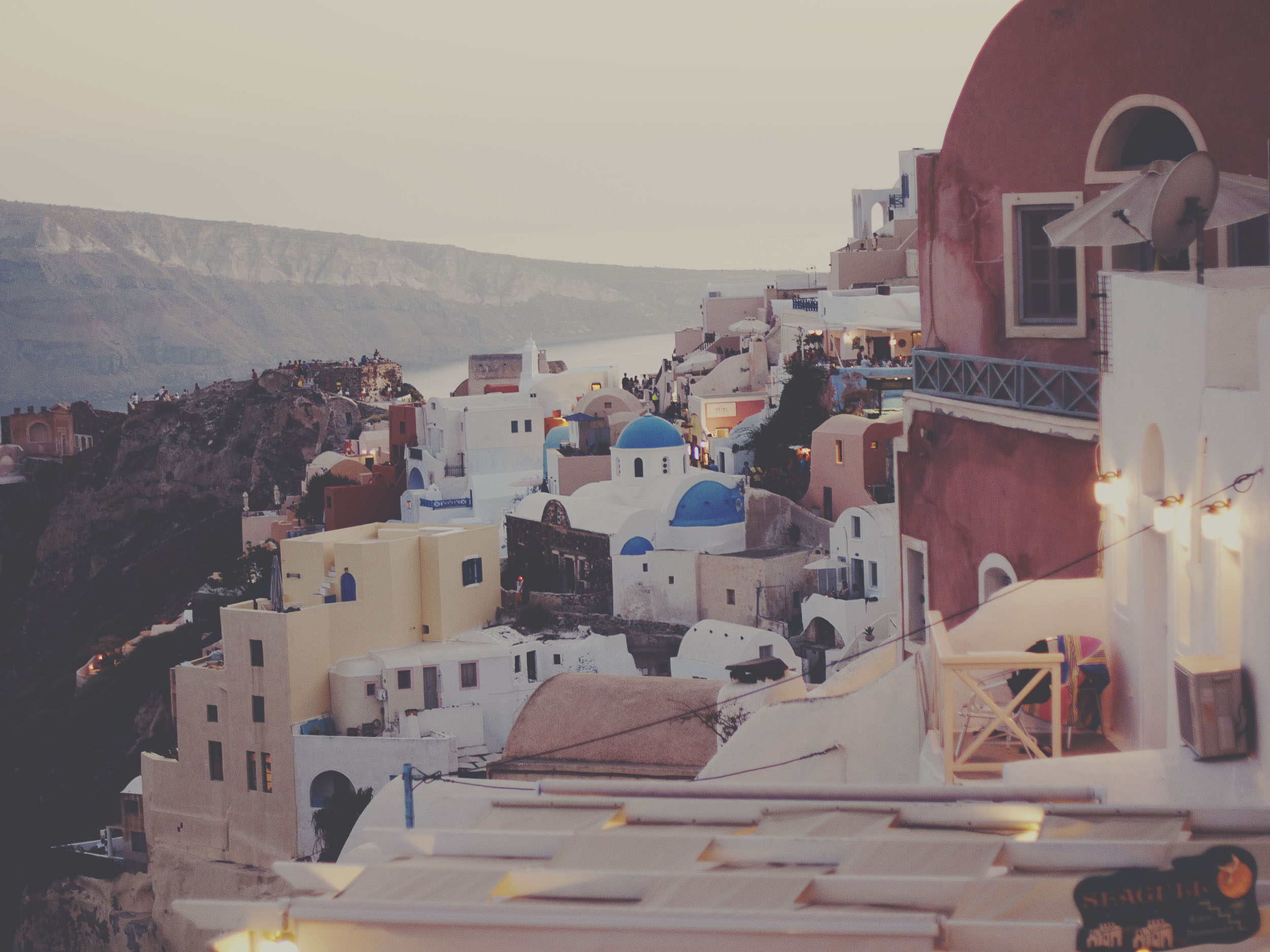 Santorini photo diary by Ragnhild Utne