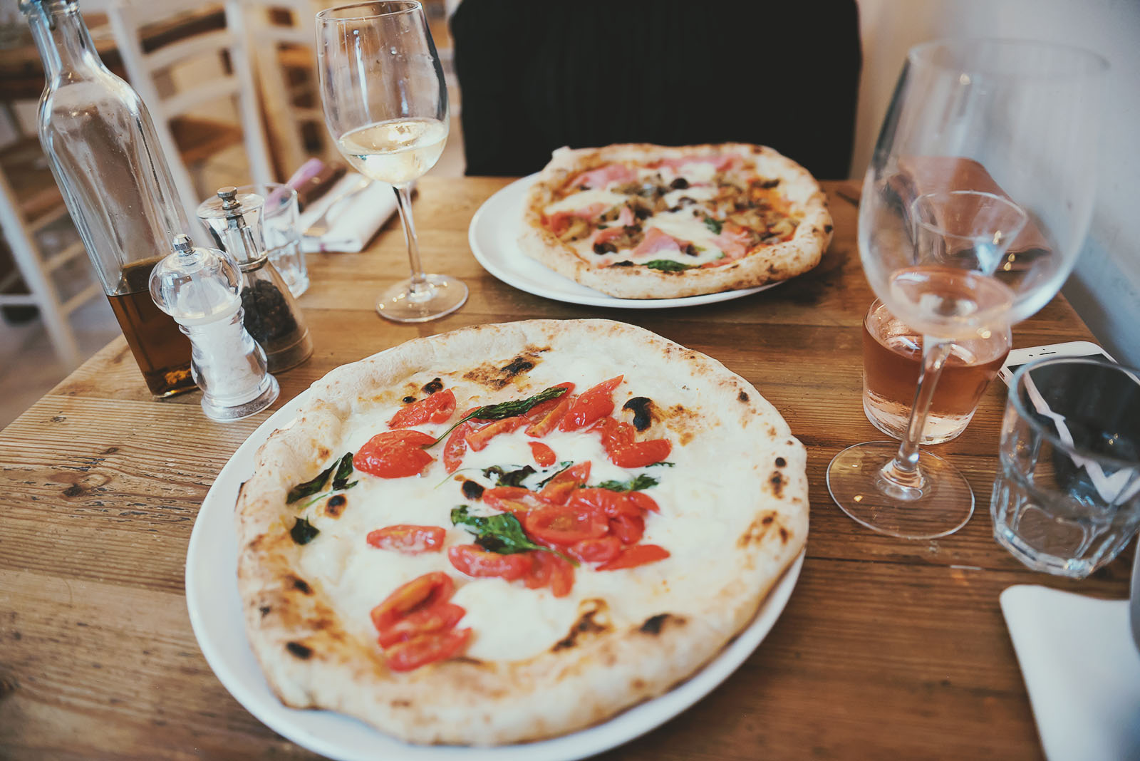 bianco 43 italien pizza greenwich united kingdom
