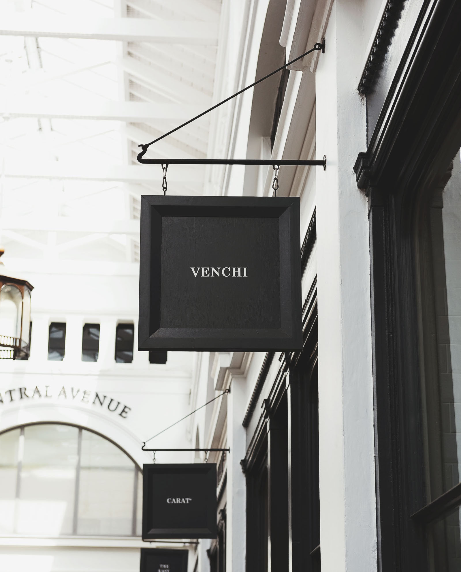 venchi gelato covent garden London united kingdom