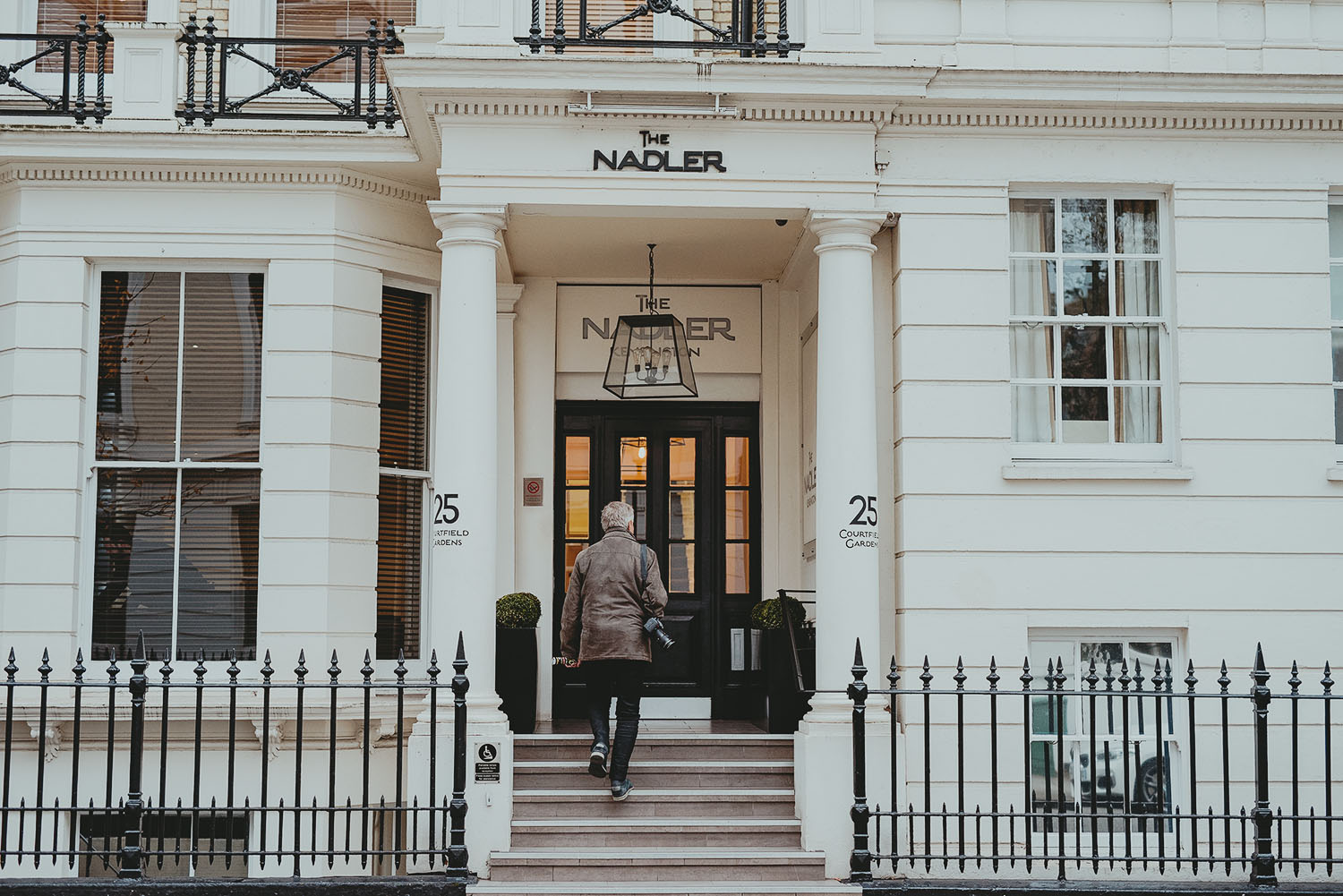 nadler hotel kensington london
