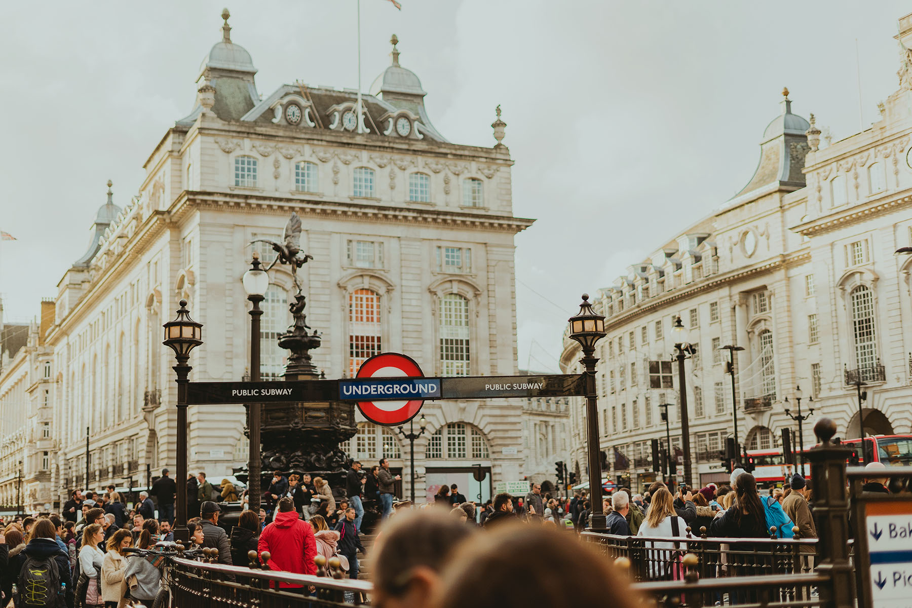 Ragnhild Utne blogg London piccadilly circus United Kingdom England etterlengtet ferie